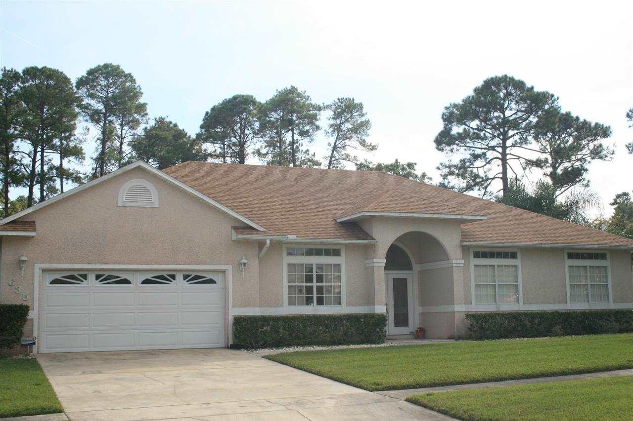 635 E Bianca Circle St. Augustine, FL 32086 153215